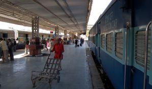 Hrana u vozovima u Indiji nije za ljudsku upotrebu