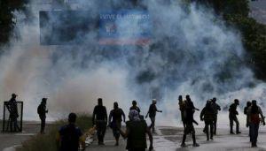 VIDEO: Milioni građana Venecuele štrajkuju, dvoje poginulo