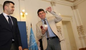 Imre Baranji iz Bačkog Gradišta osvojio stan u Novom Sadu sakupljanjem računa