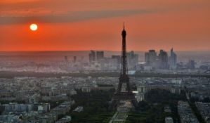 Inicijativa da Pariz dobije besplatan javni prevoz zbog čistijeg vazduha