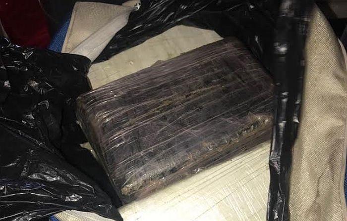 FOTO: Srpski državljani uhapšeni u Grčkoj sa kokainom od milion evra
