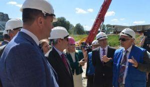 Izgradnja pristupnih saobraćajnica za Žeželjev most počinje naredne nedelje