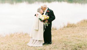 FOTO: Proslavili 63 godine braka
