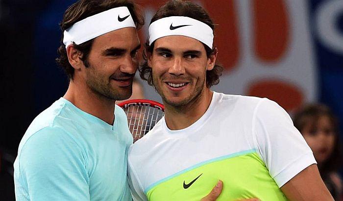 AO: Veliki povratak šampiona, finale Nadal - Federer