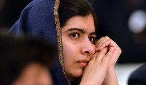 Nobelovka Malala Jusufzai primljena na Oksford