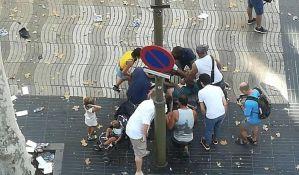 Svetski lideri solidarni sa Španijom posle napada