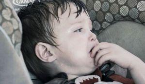 Dečak umro u pregrejanom automobilu u Austriji