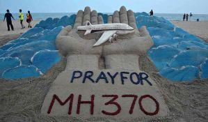 Obustavljena potraga za nestalim malezijskim avionom