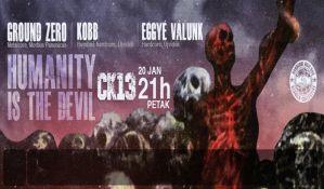 Ground zero i Kobb 20. januara u CK13