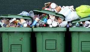 Otežano odnošenje smeća iz Petrovaradina, Sremske Kamenice i Bukovca