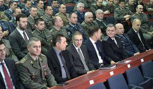 Stefanović, Vulin i Mali ponovo u klupama