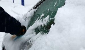 Još sutra moguć sneg, od četvrtka suvo ali hladnije