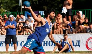 Turnir u rukometu na pesku od četvrtka na Štrandu
