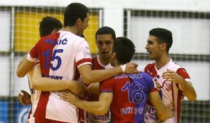 Vojvodina ubedljiva protiv Partizana