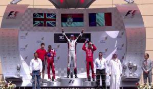 Dušan Borković šampion Bahreina