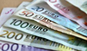 Srpske banke prodale 460 miliona evra