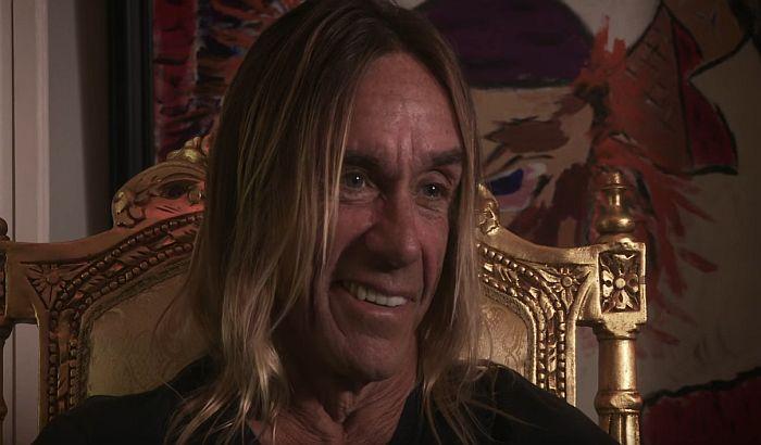 VIDEO: Kad Igi Pop zasvira