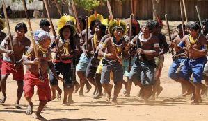 Brazilsko pleme dobija odštetu zbog pada aviona u rezervat