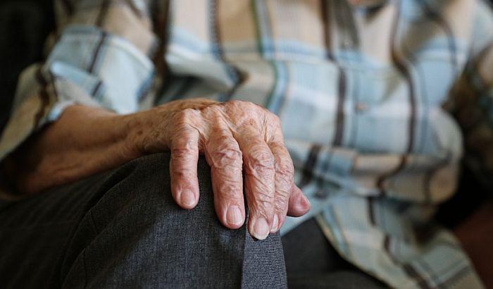 Penzioneri u Beogradu protestovali zbog umanjenih penzija