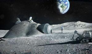 VIDEO: Evropska svemirska agencija planira da razvoj turizma na Mesecu