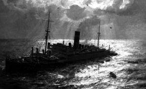 Pronađeni ostaci putničkog broda koji su nacisti slučajno torpedovali