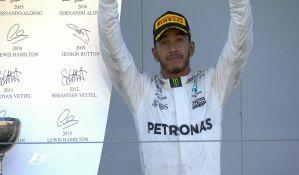Hamilton najbrži u Japanu, drugo mesto za Verstapena