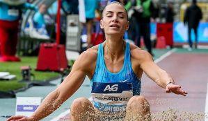 Ivana Španović završava godinu kao svetska prvakinja