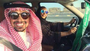 Selfi Saudijca i njegove žene za volanom izazvao rasprave na internetu