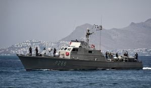 Incident u Solunu, učesnike Prajda ubacili u more