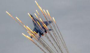 Napad ruskih aviona posle godinu na pobunjenike u Siriji
