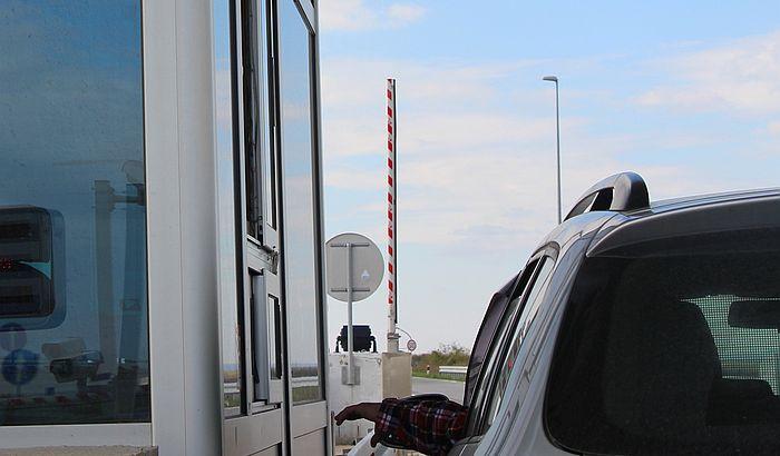 Naplatna rampa Feketić od danas zatvorena zbog radova