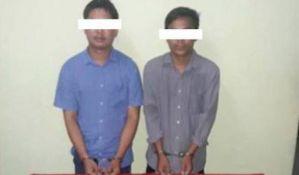 Novinari uhapšeni jer su