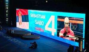 Plivač Vojvodine Sebastijan Sabo doneo bronzu Srbiji na EP u Kopenhagenu
