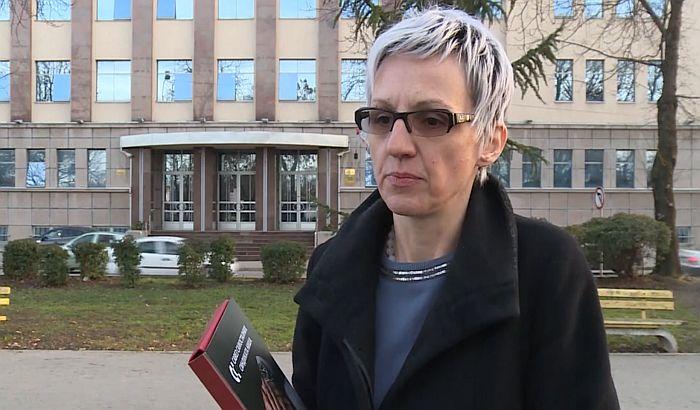 Ukazivala na propuste u radu sudstva, sad štrajkuje glađu
