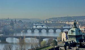 Prag zabranio vožnju bicikla u pešačkoj zoni