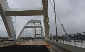 Počinje probno opterećenje novog mosta, vozovi preko njega od vikenda