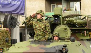 FOTO: Održana Vojna parada u Novom Sadu