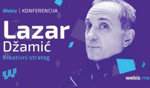 Lazar Džamić jedan od predavača na Webiz konferenciji u Zrenjaninu