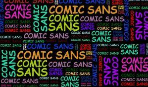 Bolje učimo kada čitamo ružan font
