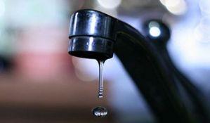 Deo Podbare bez vode zbog radova