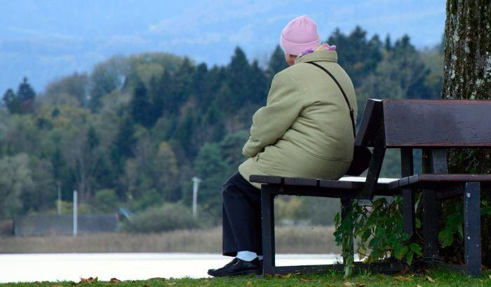 Samoća može ubiti starije ljude