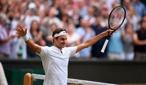 Federer i Čilić u finalu Vimbldona