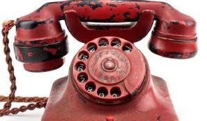 Prodaje se crveni telefon Adolfa Hitlera