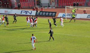 Fudbaleri Vojvodine slavili protiv Dinama