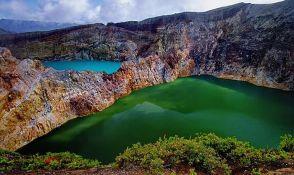 VIDEO: Jezera koja zagonetno menjaju boju