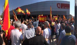 Demonstranti ponovo na ulicama u borbi za nezavisnost Katalonije