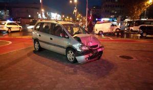 Osmoro povređenih u udesima na novosadskim ulicama, među njima dvoje dece