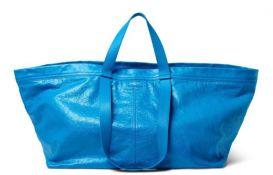 FOTO: Daju 2.500 evra za torbu nalik cegeru iz Ikee