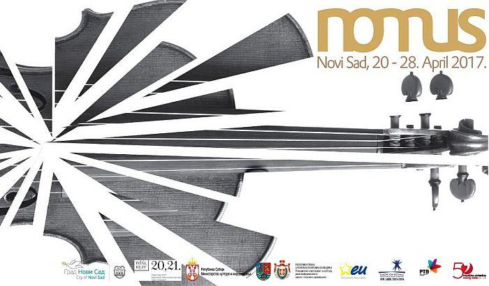Fredi Kempf i Vojvođanski simfoničari sutra otvaraju Nomus