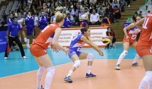 Odbojkašice protiv Belorusije u četvrtfinalu EP